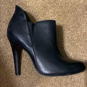 BCBG Generation Ankle Booties with high heel